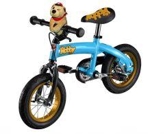 Hobby-bike Велобалансир велосипед ALU голубой