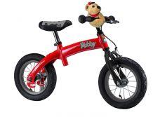 Hobby-bike Велобалансир велосипед ALU красный