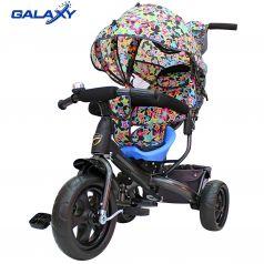 Galaxy Детский велосипед Лучик VIVAT Звезды