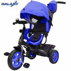 Galaxy Детский велосипед Лучик VIVAT (синий)