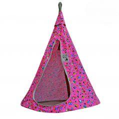 Mouse House Гамак Совы розовые диаметр 80 см