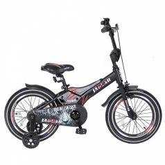 """Velolider Велосипед 2-х колесный 16"""" RUSH JAGUAR черный"""