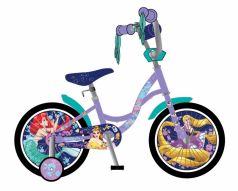 1Toy Детский велосипед Disney Принцессы 14 диаметр