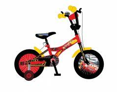 1Toy Детский велосипед Disney Тачки красный