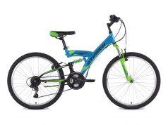 Stinger Велосипед 24 Banzai 14 2018 год синий