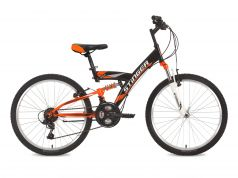 Stinger Велосипед 24 Banzai 16 черный