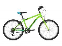 Stinger Велосипед 24 Defender 12,5 зеленый