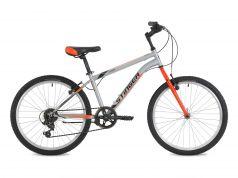 Stinger Велосипед 24 Defender 12,5 серый