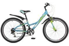Stinger Детский велосипед 24 Galaxy 11 зеленый