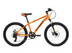 Stinger Велосипед 24 Aragon 12,5 оранжевый