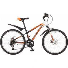 Stinger Велосипед 24 Caiman D 12,5 оранжевый