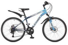 Stinger Велосипед 24 Caiman D 14 синий
