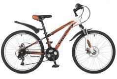 Stinger Велосипед 24 Caiman В 14 оранжевый