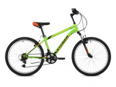 Stinger Велосипед 24 Caiman 12,5 зеленый