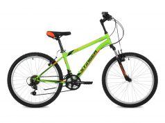 Stinger Велосипед 24 Caiman 14 зеленый