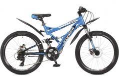 Stinger Велосипед 24 Versus D 16,5 синий
