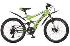 Stinger Велосипед 24 Versus D 16,5 зеленый