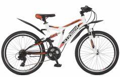 Stinger Велосипед 24 Highlander 200V 16,5 белый