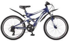 Stinger Велосипед 24 Versus 16,5 синий