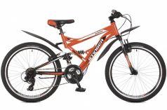 Stinger Велосипед 24 Versus 16,5 оранжевый