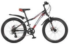 Stinger Велосипед 24 Boxxer D 2.0 12,5 черный