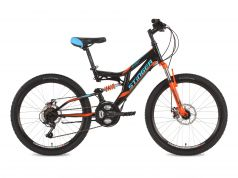 Stinger Велосипед 24 Highlander D 14 черный