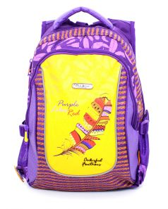 PULSAR Рюкзак школьный 6-P4 фиолетовый
