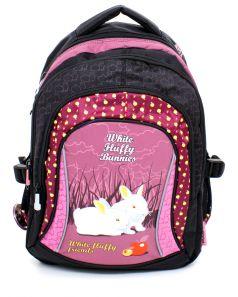 PULSAR Рюкзак школьный 4-P2 розово-черный