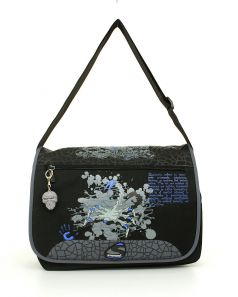 Steiner Школьная сумка (черная)