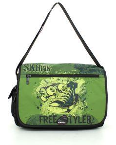 Steiner Школьная сумка (зеленая)
