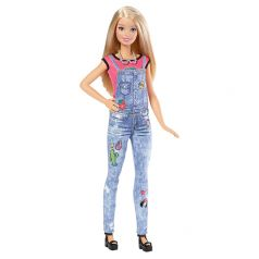 Mattel Кукла Barbie EMOJI
