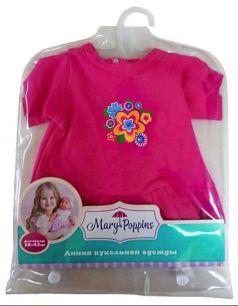 Mary Poppins Одежда для куклы Туника и леггинсы Цветочек