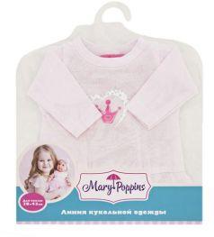 Mary Poppins Одежда для куклы Туника и леггинсы Корона