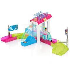 Mattel Игровой набор Barbie В движении Почта
