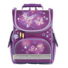 TIGER FAMILY Ранец жесткокаркасный Starry Butterflies