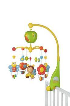 Жирафики Детский мобиль Волшебная полянка