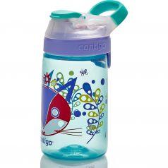 Contigo Бутылка для воды Gizmo Sip 0,42 литра голубая