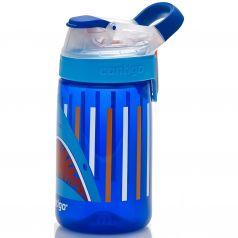 Contigo Бутылка для воды Gizmo Sip 0,42 литра синяя