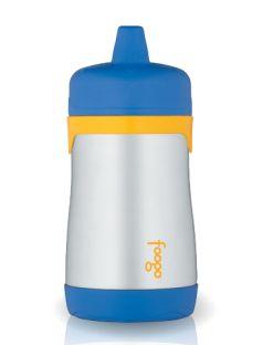 Thermos Поильник Foogo Phases №2 0,3 литра голубой