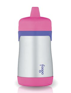 Thermos Поильник Foogo Phases №2 0.3 литра розовый
