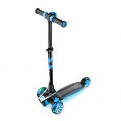 Small Rider Самокат детский трехколесный Premium Pro (синий)