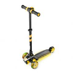 Small Rider Самокат детский трехколесный Premium Pro (желтый)