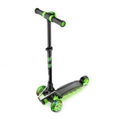 Small Rider Самокат детский трехколесный Premium Pro (зеленый)