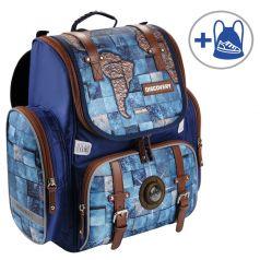 Mike&Mar Ранец школьный Навигация с мешком для обуви