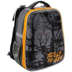 Mike&Mar Ранец школьный Тигр серо-желтый