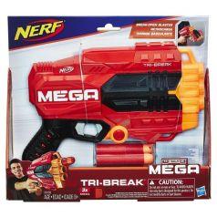 Hasbro Игрушка бластер Nerf Мега Три-брейк