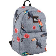 GoPack Рюкзак GO-1 (серый)