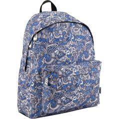 GoPack Рюкзак GO (голубой)
