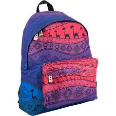 GoPack Рюкзак GO (сине-розовый)
