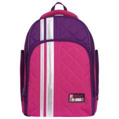 TIGER FAMILY Ортопедический школьный рюкзак (розовый)